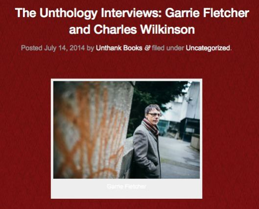 unthology interview