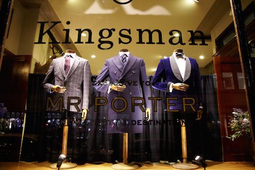 Bespoke tailors or spy HQ?