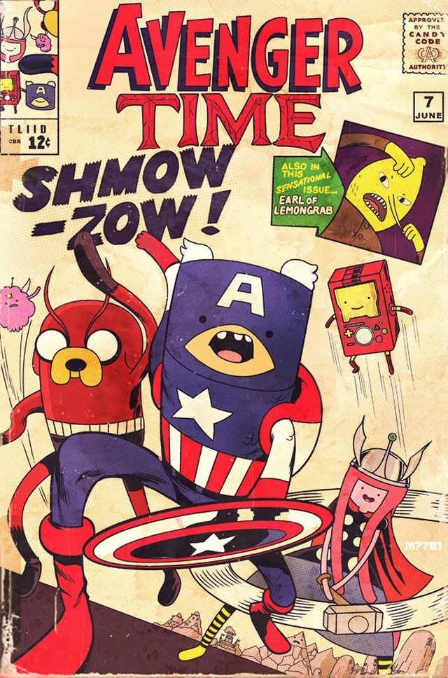 adventure-time-comic-book